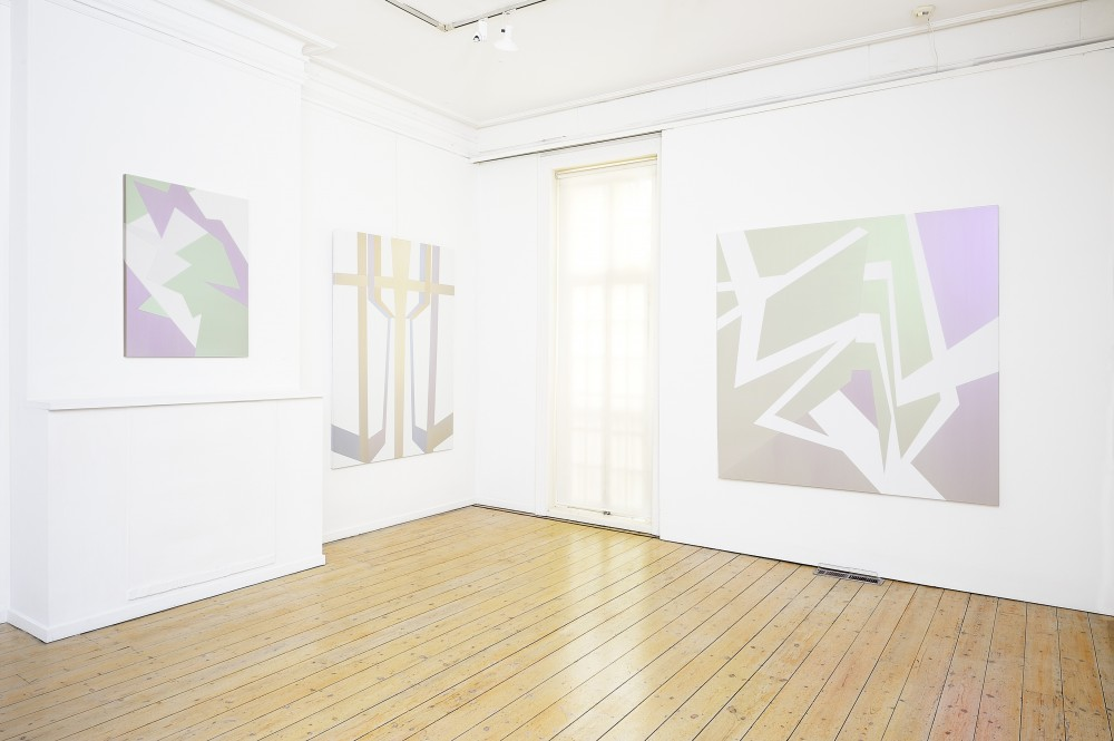 Installation view by Samara Adamson-Pinczewski